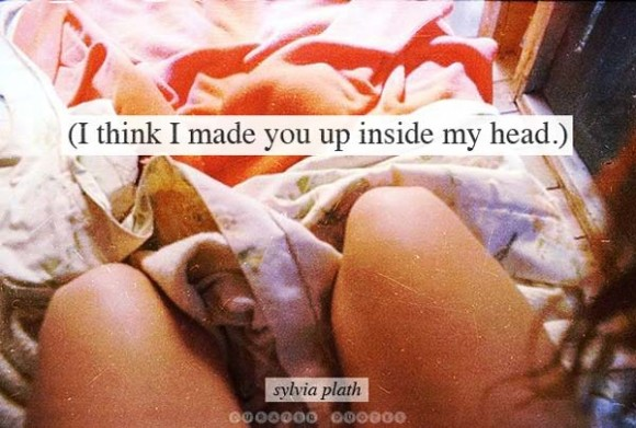 I Made You Up In My Head